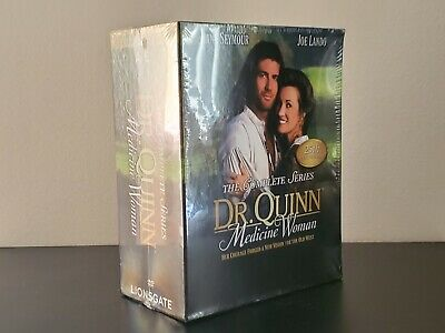 Dr Quinn Medicine Woman The Complete Series 1,2,3,4,5,6, NEW FREE SHIPPING !!!