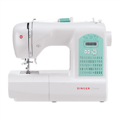 Sewing machine Singer STARLET 6660  White, Number of stitches 60, Number of bu..