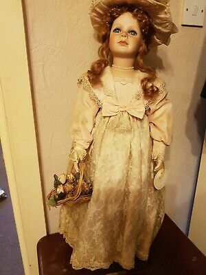 ALBERON PORCELAIN DOLL Nanette Limited Edition 1030 of 2500
