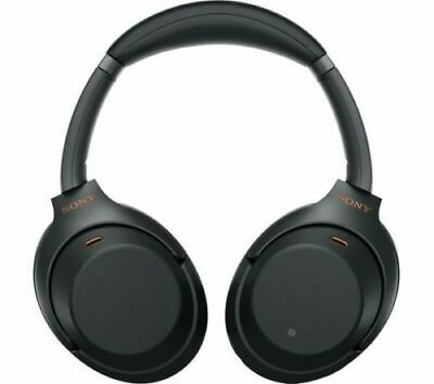 Sony WH-1000XM3 Wireless Noise Canceling Over-Ear Headphones - Black RRP £329