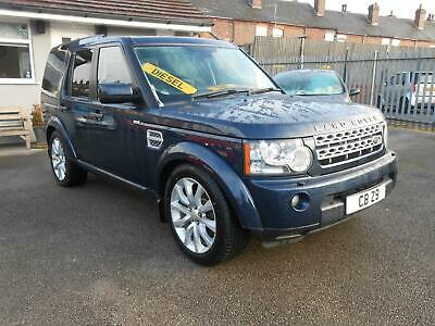 2011 11 Land Rover Discovery 4 3.0 TDV6 HSE 4X4 5dr,7 SEATS,FULL SERVICE HIST