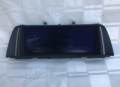 "Bmw 5 Series F10 F11 Nbt Navigation Board Monitor Display Screen 10,25"" 9321016"