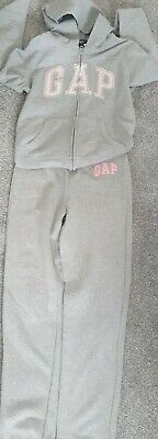 Gap Girls Tracksuit Age 12 Years