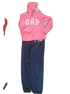 Gap Girls Tracksuit Age 13 Years Very Good Condition