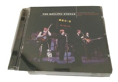 The Rolling Stones BBC Session Double CD