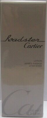 Cartier Roadster after shave 100 ml.(Gp.100ml.=150€)