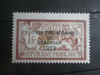 Timbres France  Yt 182  Neuf X