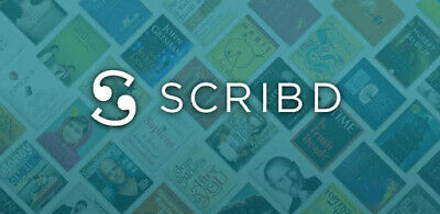 Scribd Premium Account 1 Year (12 Months) Warranty - Shared - Fast delivery