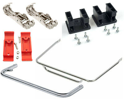 Go Kart OTK / Tonykart Nosecone Bar Set With Clamps, Spring Clips And Bracket