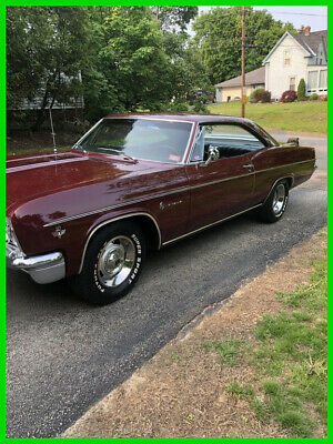 1966 Chevrolet Impala  1966 Chevy Impala Classic 327 V8 37,300 MI  Matching Numbers, One Owner-50 Years