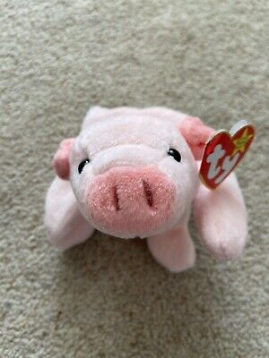 Ty Beanie Babies, Squealer The Pig