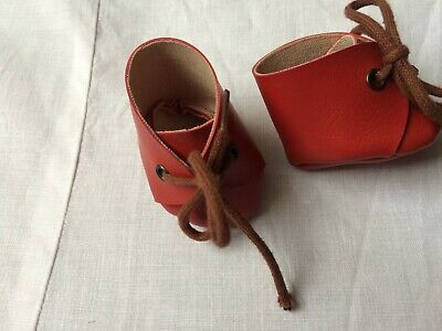 Rote Puppenschuhe !!!