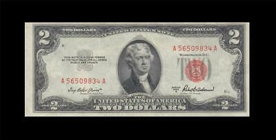 1953-A United States Two Dollars $2 (( Gem Unc ))