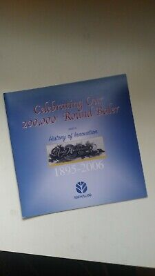 NEW HOLLAND MACHINE CO - 1895-2006 - 12 Page Very Informative & Historical