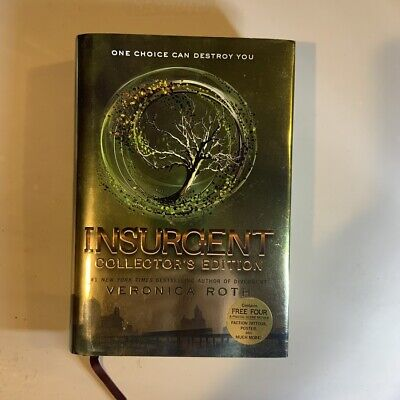 Insurgent Collectors Edition Hardcover (Divergent Series) by Veronica Roth