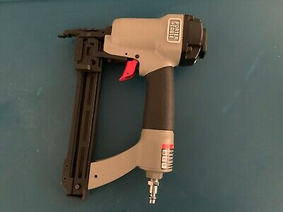 "FOR PARTS- Porter-Cable NS100A 18-Gauge, 1/4"" Narrow Crown Pneumatic Air Stapler"