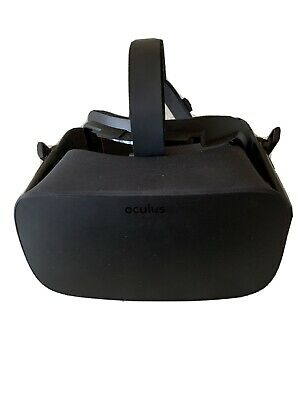 Oculus Rift Headset Only ( Excellent Working Condition) Comes With Headphones