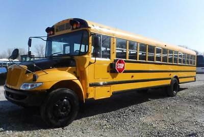 2013 School Bus 77 passenger ICCE