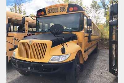 2012 School Bus IC CE 77 passenger Maxxforce7 Engine
