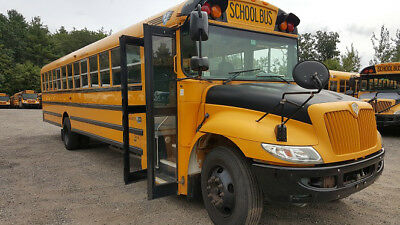 2013 School Bus IC CE Maxxforce7 Engine under 100,000 miles!!
