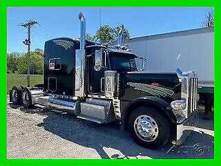 "2017 Peterbilt 389 Sleeper Semi 505k Mi 50k Mi On OH 72"" Sleeper 500HP ISX15"