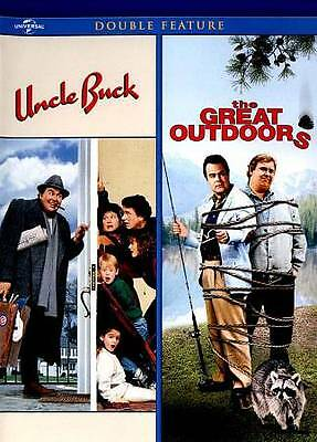 The Great Outdoors / Uncle Buck (DVD, 2012) - NEW!!