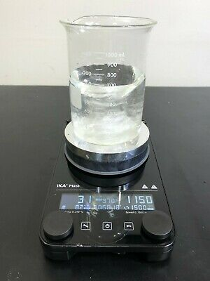 IKA Plate (RCT digital) Hot Plate Magnetic Stirrer Stirring Digital 115V