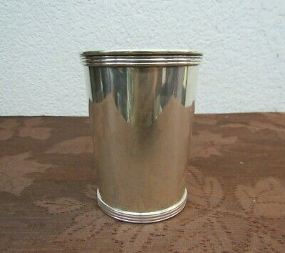 Vintage Rogers Design 210 25 73 Sterling Silver Mint Julep Cup 128.1g X