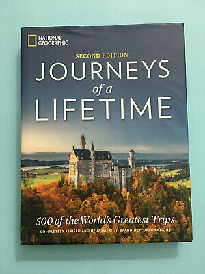 Journeys of a Lifetime, Second Edition : 500 of the World's Greatest Trips by...