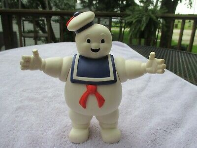 vintage Ghostbusters 1984 Columbia pictures Stay Puft Marshmallow man