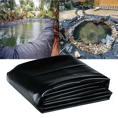 2M Fish Pond Liner Pools Garden HDPE Membrane Reinforced Guaranty Landscaping