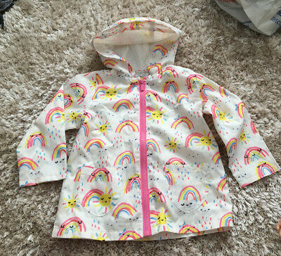 Girls Rain Coat / Jacket age 1.5-2 Years