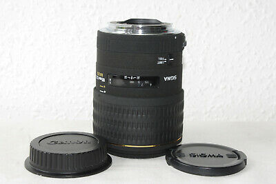 Sigma 105mm  F2.8 EX MACRO CANON Fit