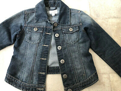 Girls Next Denim Jacket 9-10