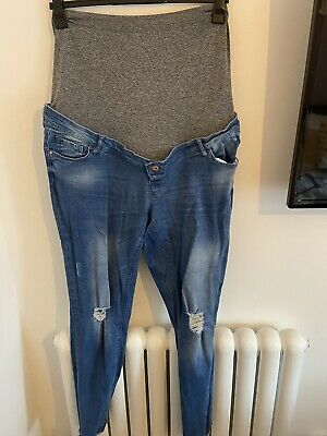 Maternity Jeans Size 18 - Mothercare