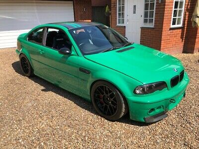 2002 BMW M3 - E46 - Manual - Coupe - 110k miles - Track/Fast Road specification