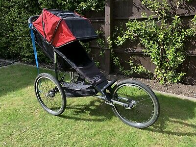 Baby Jogger Performance - Running Jogging Sports Buggy Pushchair Stroller