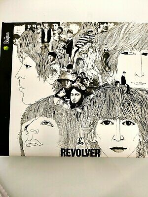 The Beatles - Revolver CD - remastered 2009