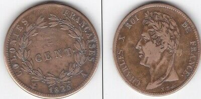 5  centimes  1825 A
