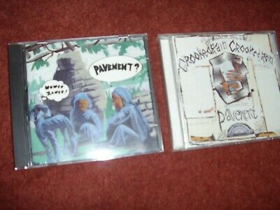 Small Job Lot of 2 Pavement CD Albums.
