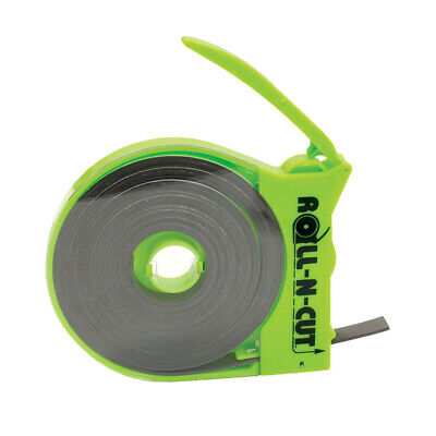 Magnetic Tape With Self Cutting Dispenser