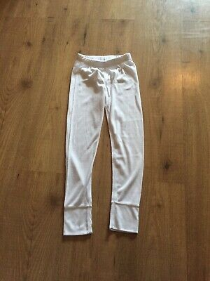New Girls White Mountain Warehouse Thermal Base Layer Trousers Leggings Age 5/6