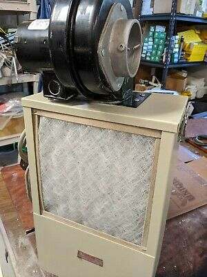 Handler Under Bench Suction Dust Collector Used Dental Lab Equipment