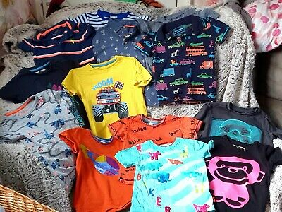 Boys Clothes Bundle Size 3-4  Years.t shirts.3x Ted baker. Next. Bluezoo