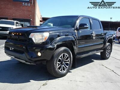 2012 Toyota Tacoma PreRunner 2012 Toyota Tacoma Salvage Damaged Vehicle! Priced To Sell! Wont Last! Must See!