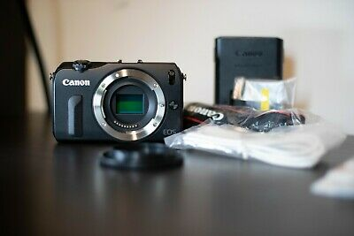 Canon EOS M 18.0MP mirrorless Digital Camera Body Only