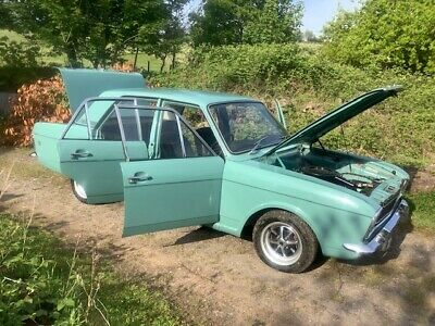 Ford Cortina MK2 1600 GT In Very Good Condition