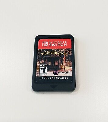 TruberBrook (Nintendo Switch) Cartridge Only *Fast Shipping!*