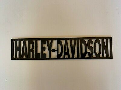 Harley Davidson Metal Wall Art