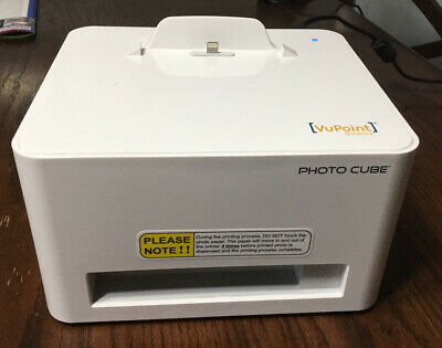 Vu Point Solutions Photo Cube P28 With Refills